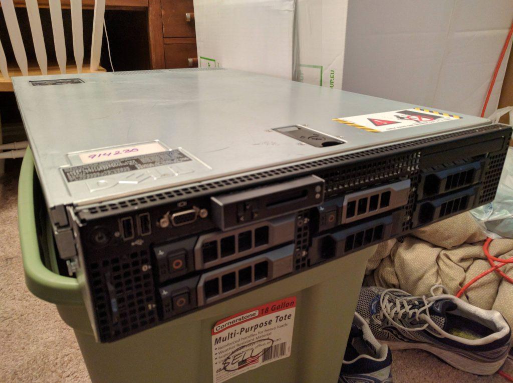 Homelab Addition - r710