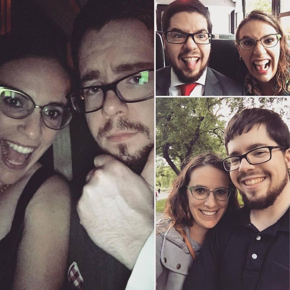 Boston Wedding - Selfies