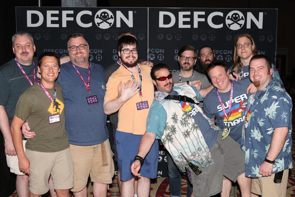 DEF CON Black Badge - DEF CON 25 Wireless