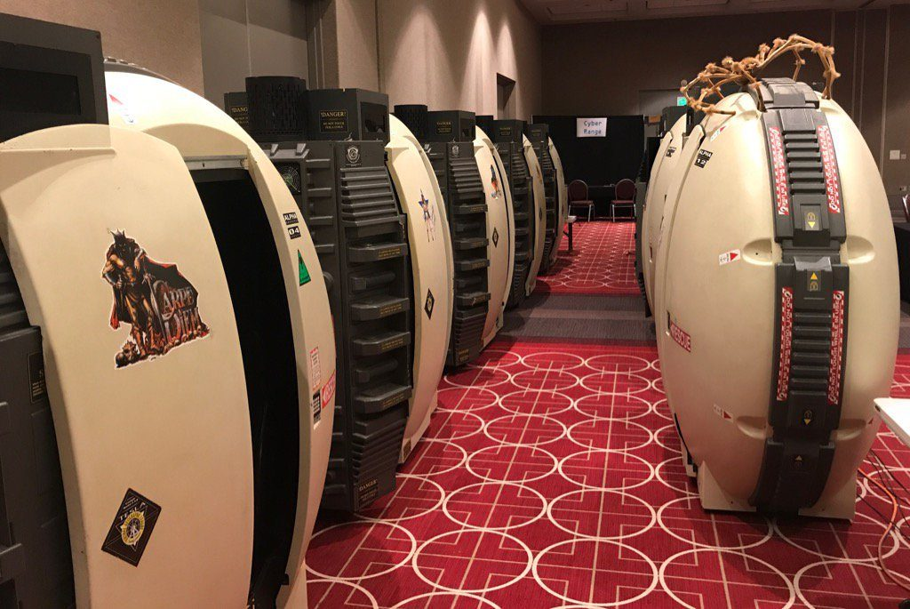 BrrCon 2018 - Battletech pods