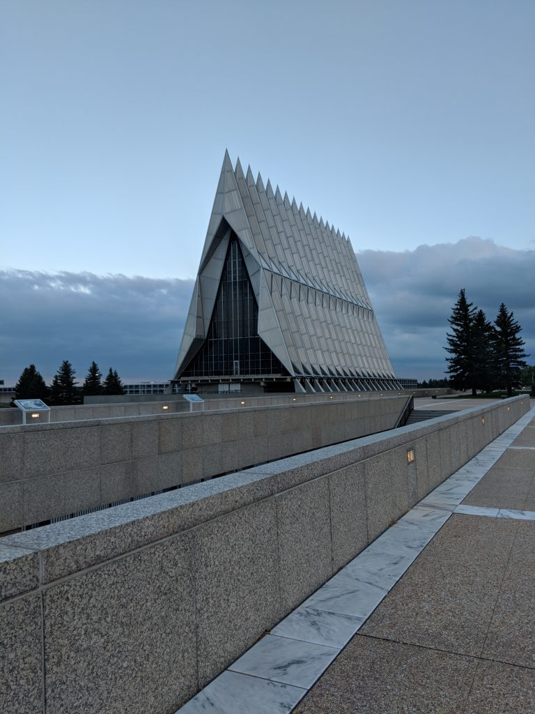 BSides Denver 2018 - USAFA Building