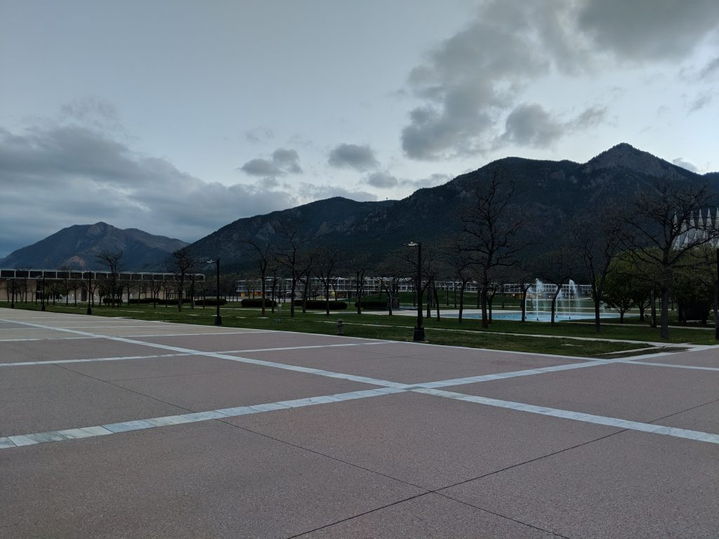 BSides Denver 2018 - USAFA Mountains