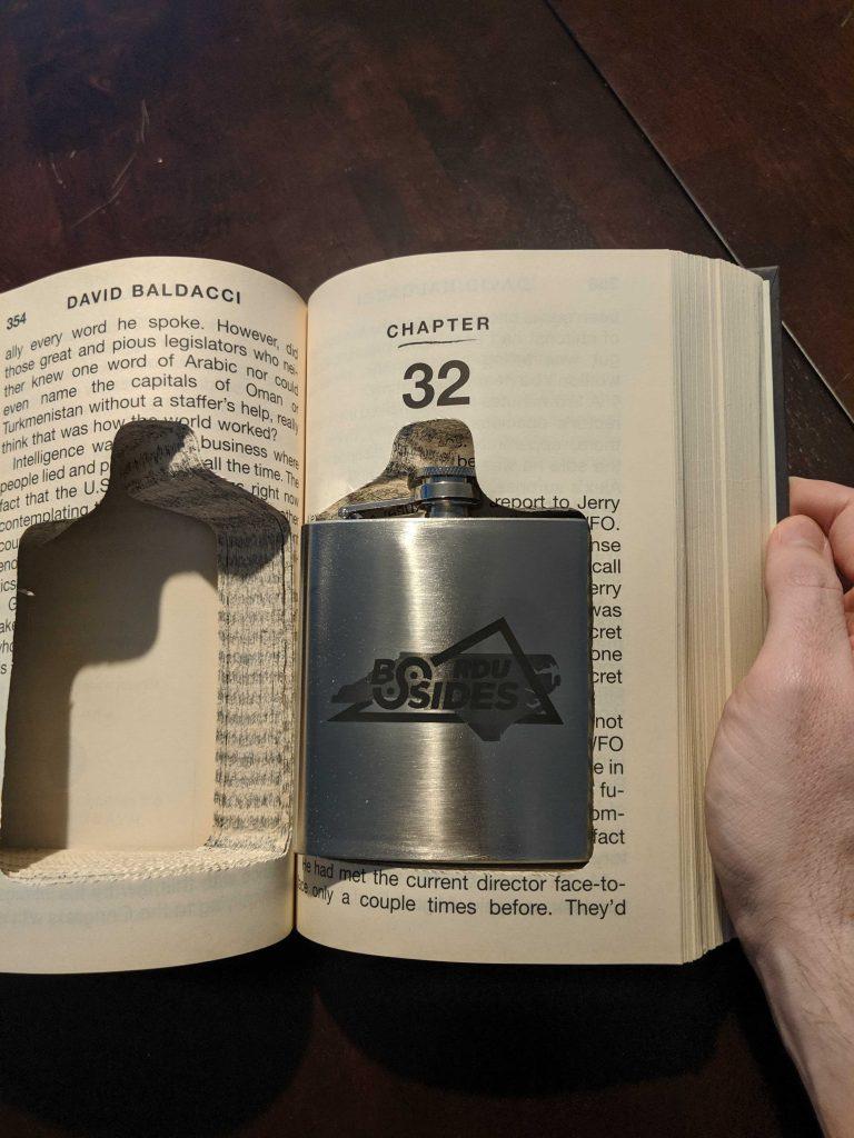 BSidesRDU 2019 - Flask