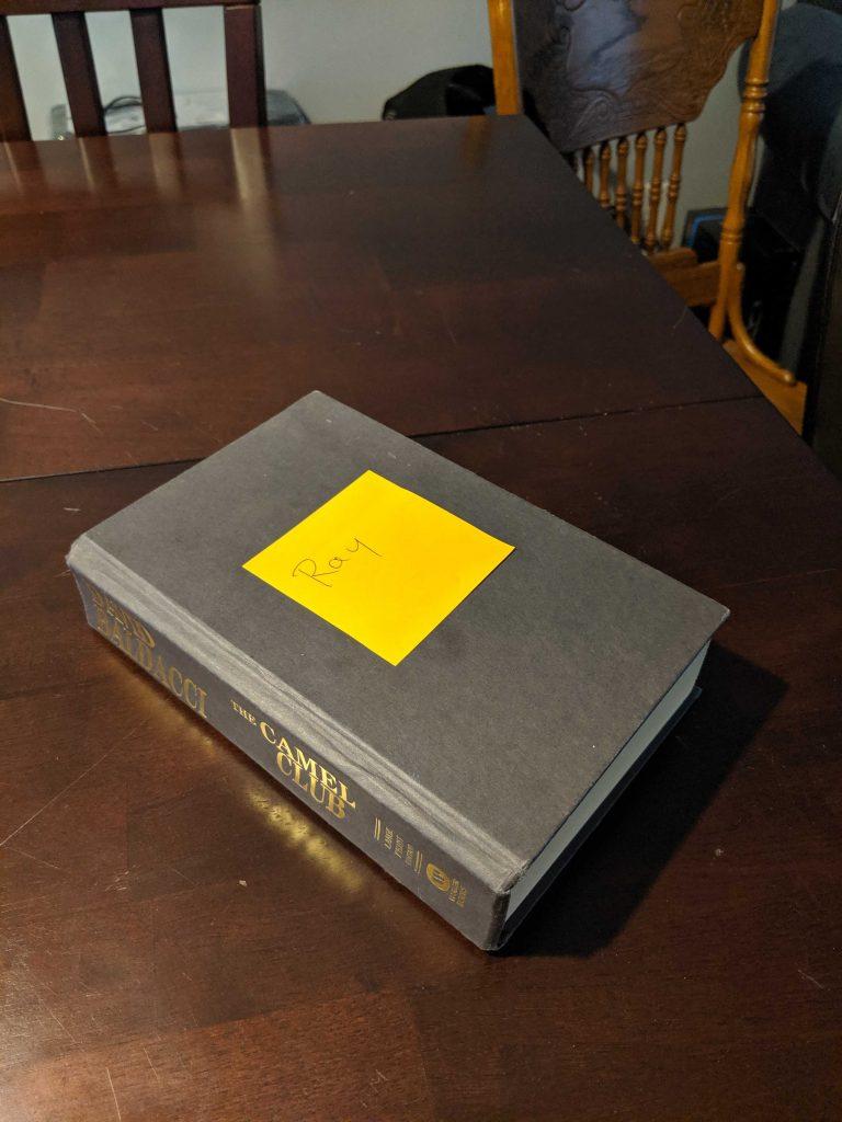 BSidesRDU 2019 - Sneaky Book