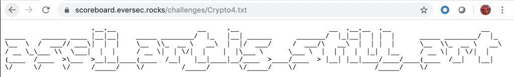 BSides RDU EverSec CTF - ASCII Art