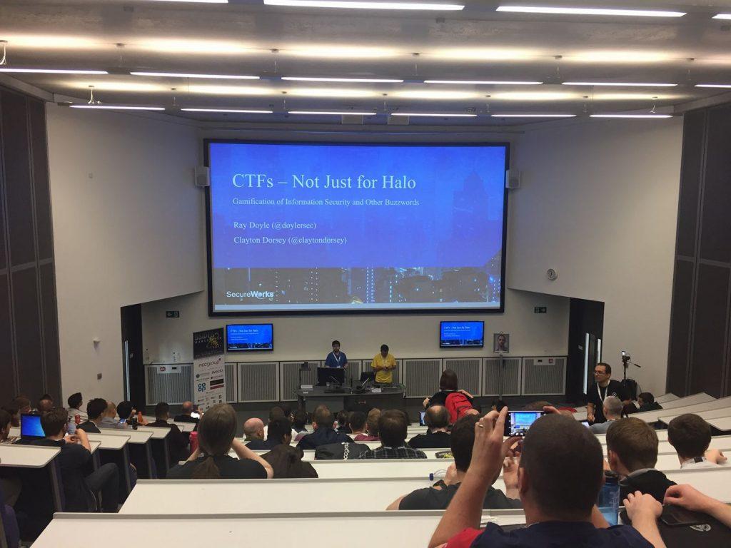 CTFs - Title Slide