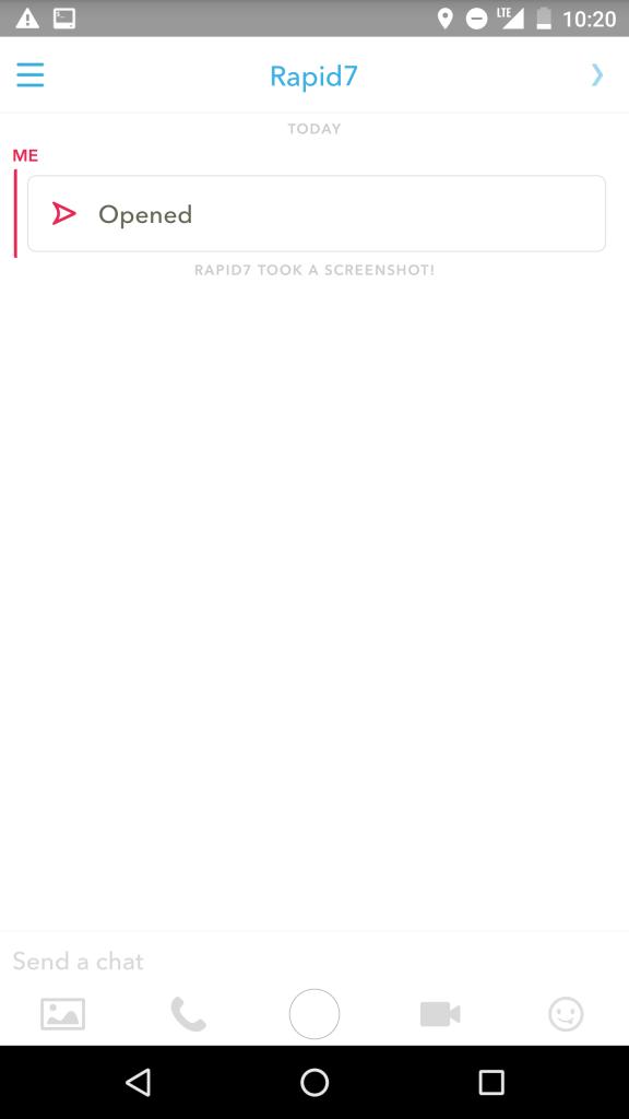 DefCon 24 - Rapid7 snap
