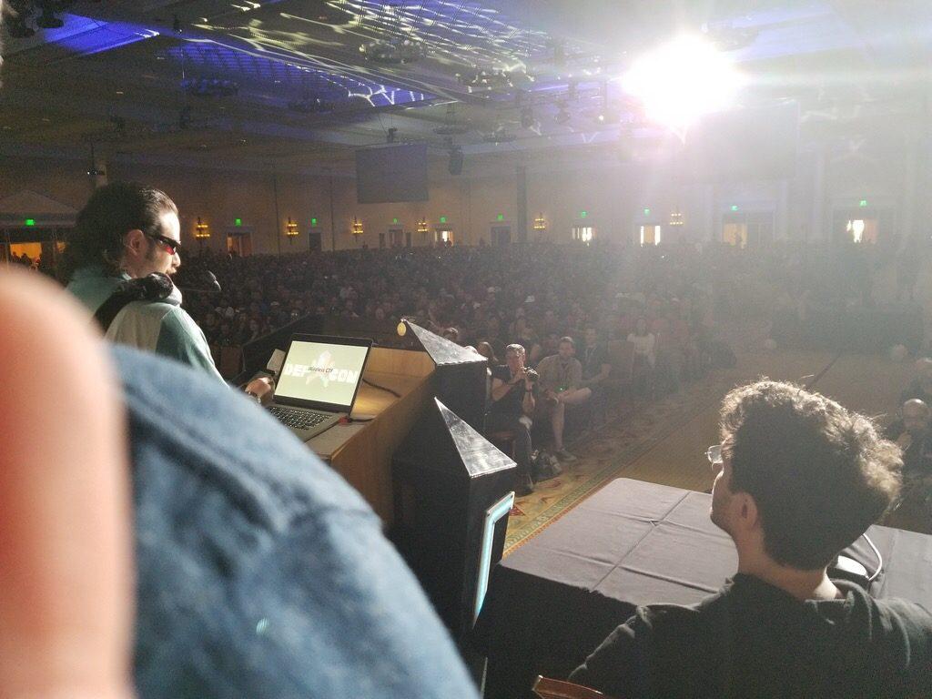 DEFCON Convention - DEF CON 25 - Closing Ceremonies 3