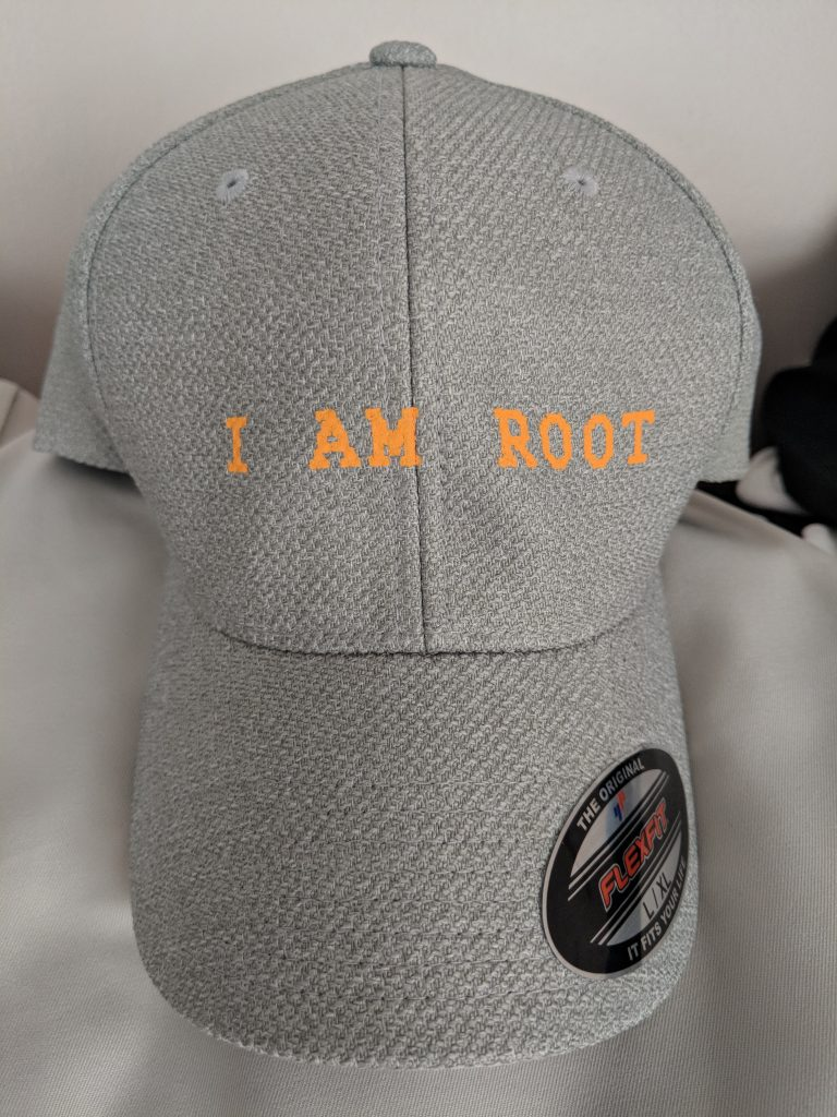 Black Hat / DEF CON - Root hat