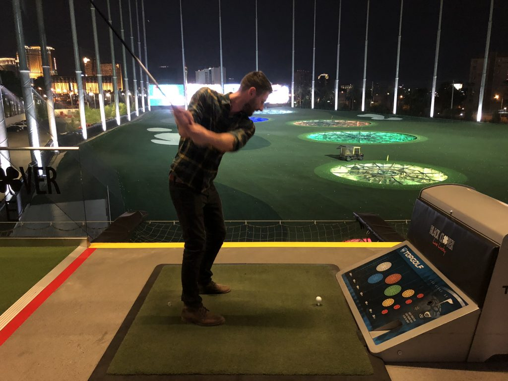 Black Hat / DEF CON - Top Golf