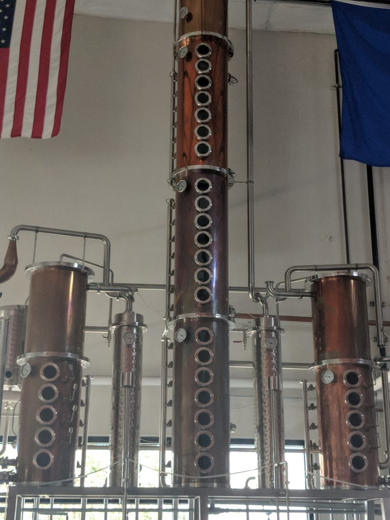 Black Hat / DEF CON - Distillery equipment