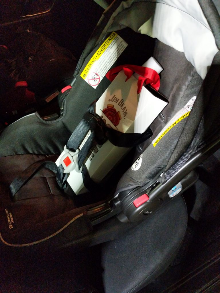 DerbyCon 8 - Car Seat Stillhouse