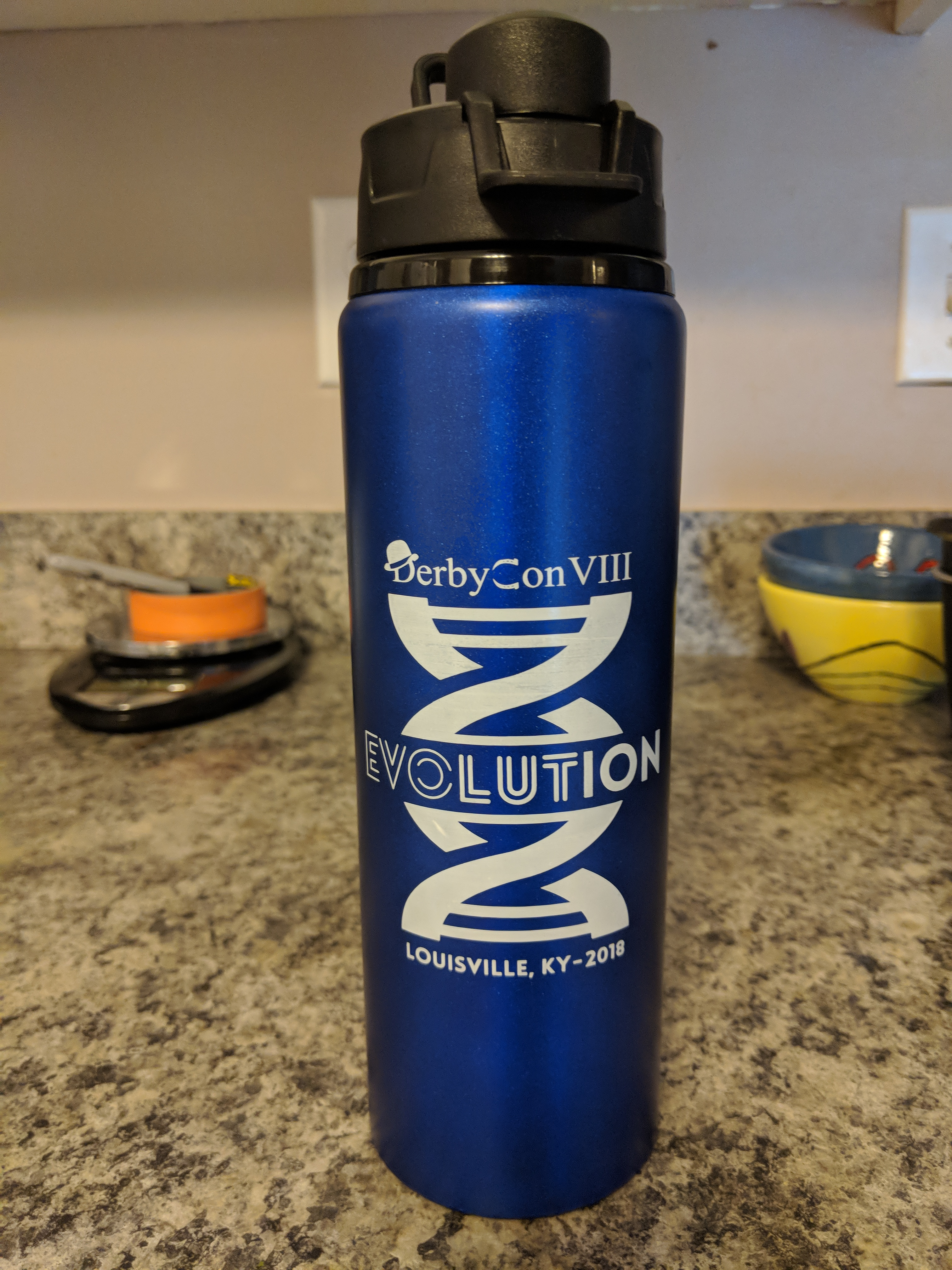 DerbyCon 8 - Evolution | doyler net