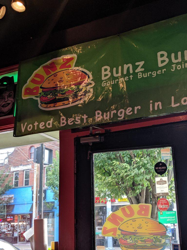 Bunz Burgers