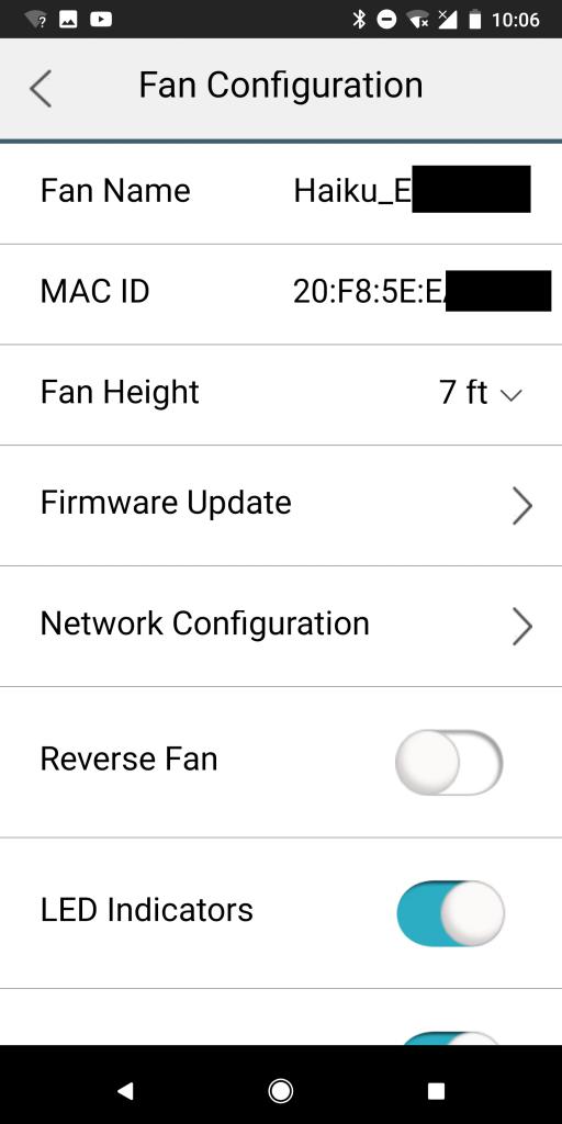 Fan Hacking - Configuration