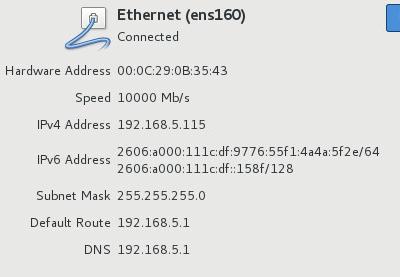 Guacamole Installation - Network Configuration
