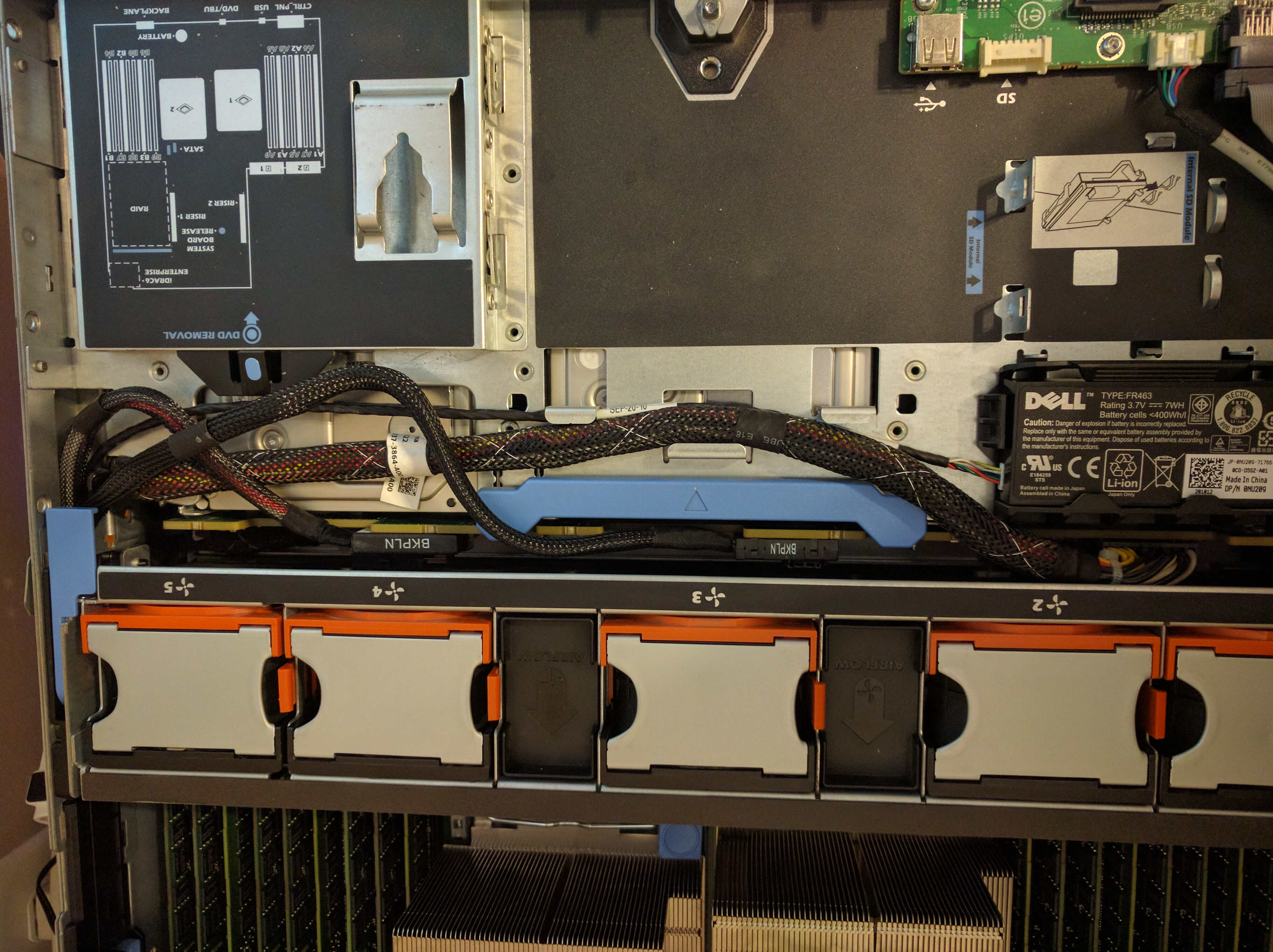 r710 Upgrades - Beefing up the Homelab   doyler net