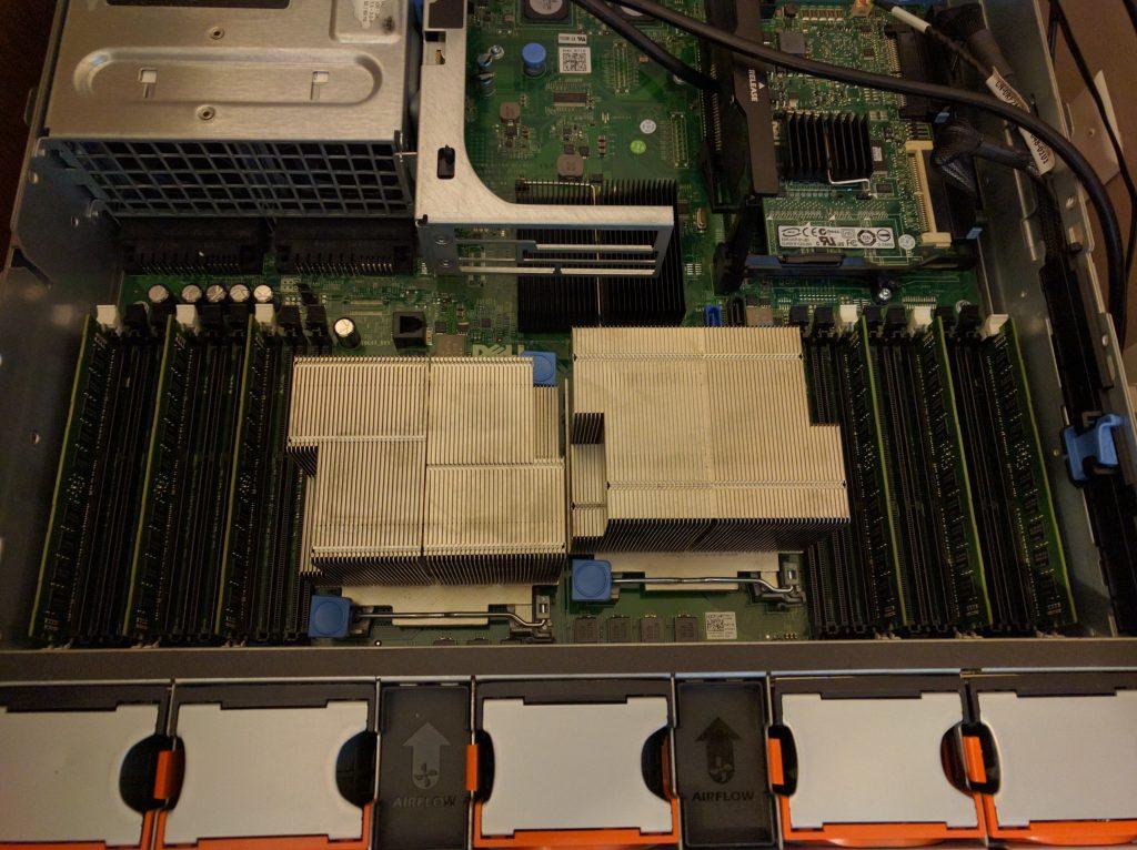 r710 Upgrades - RAM before