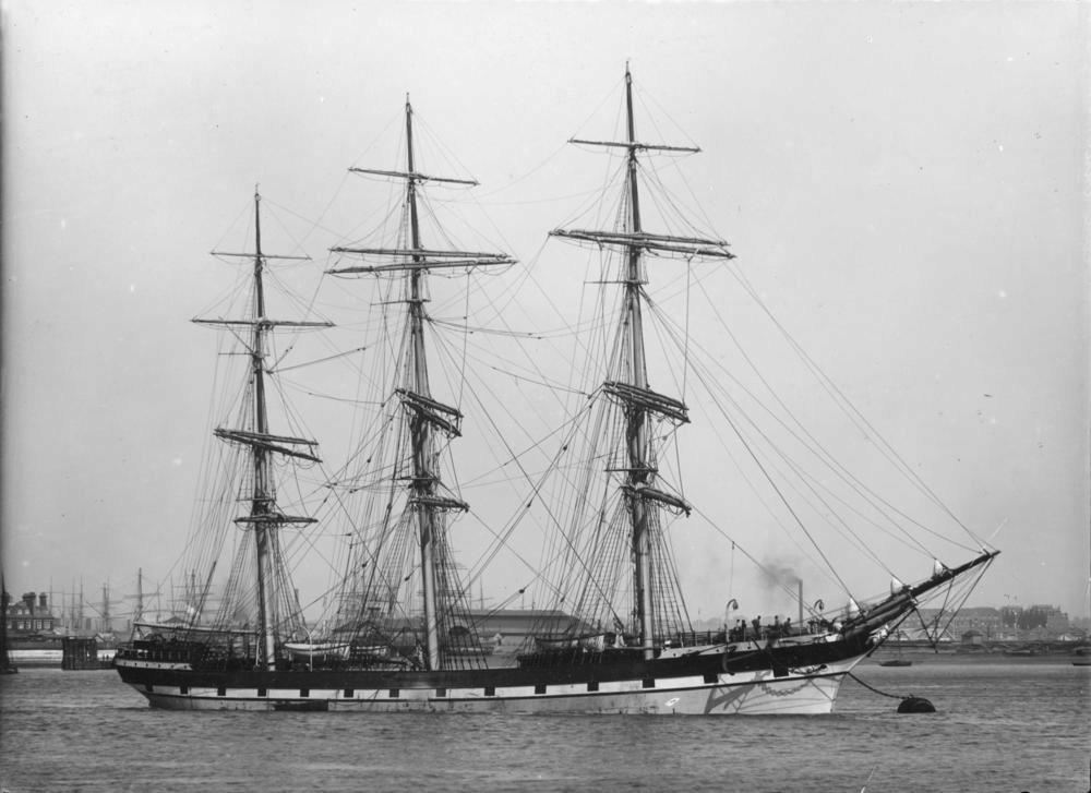 Image Steganography - Ship 2