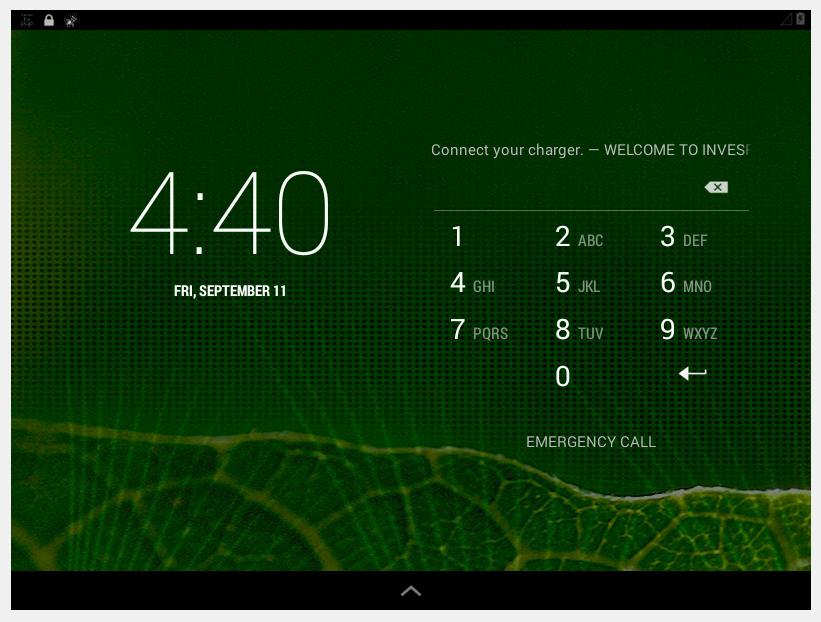 VulnHub Investigator Walkthrough - Android lock screen