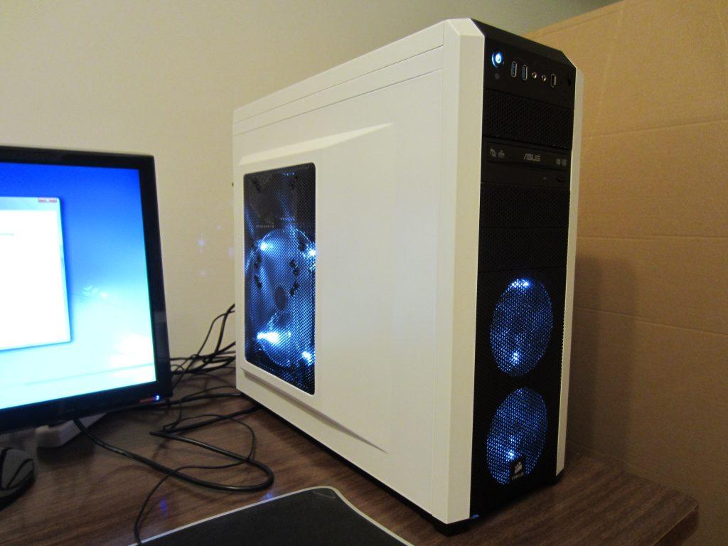 Desktop Assembly - Complete