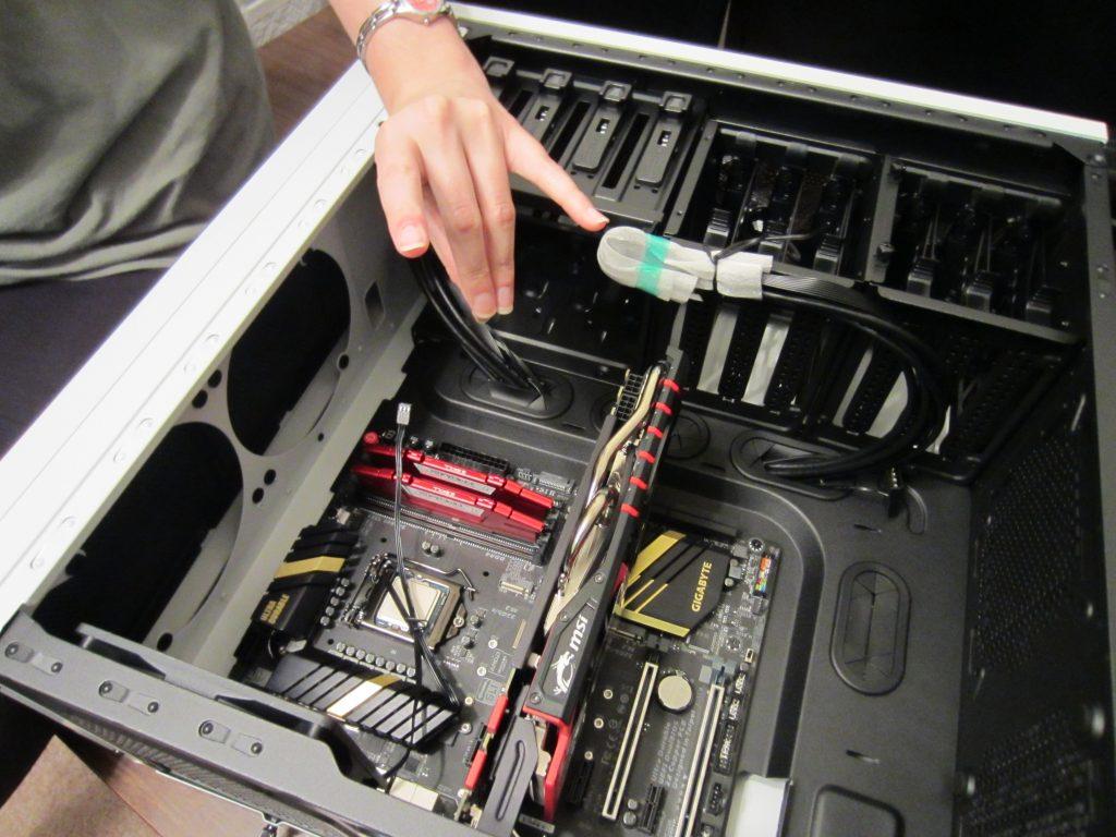 Desktop Assembly - Go Pack