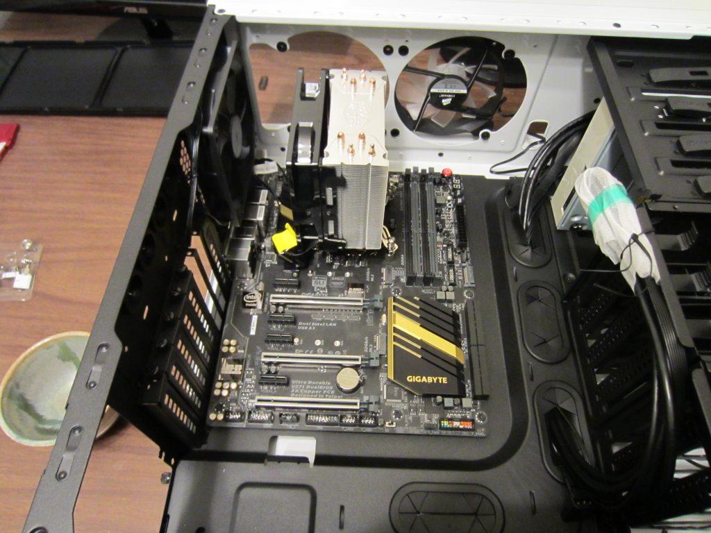 Desktop Assembly - Heatsink