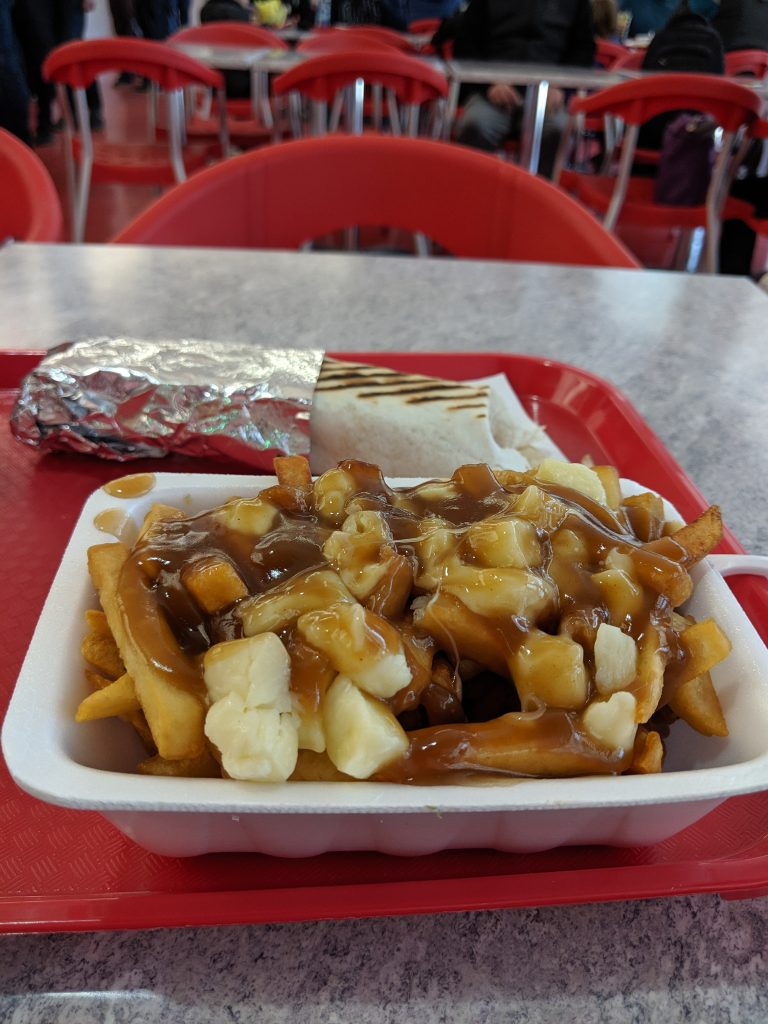 NorthSec - Mexican Poutine