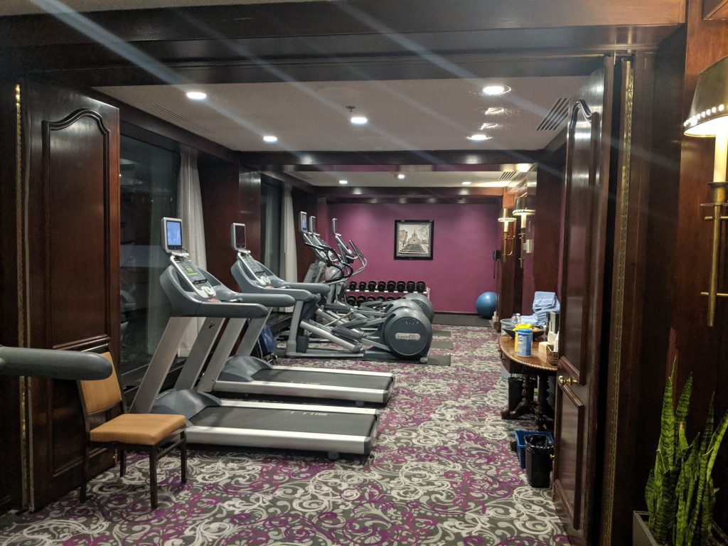 NorthSec - Hotel Gym