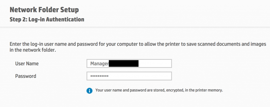 Stealing Hashes from Printers - User Credentials