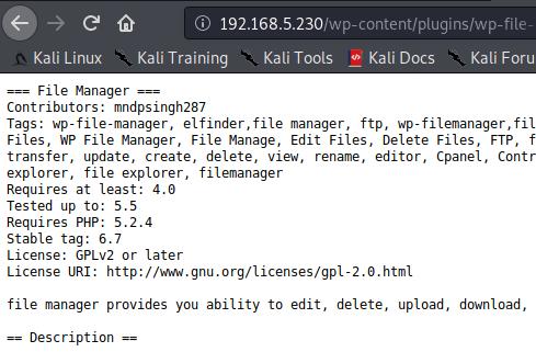 VulnHub Relevant - File Manager