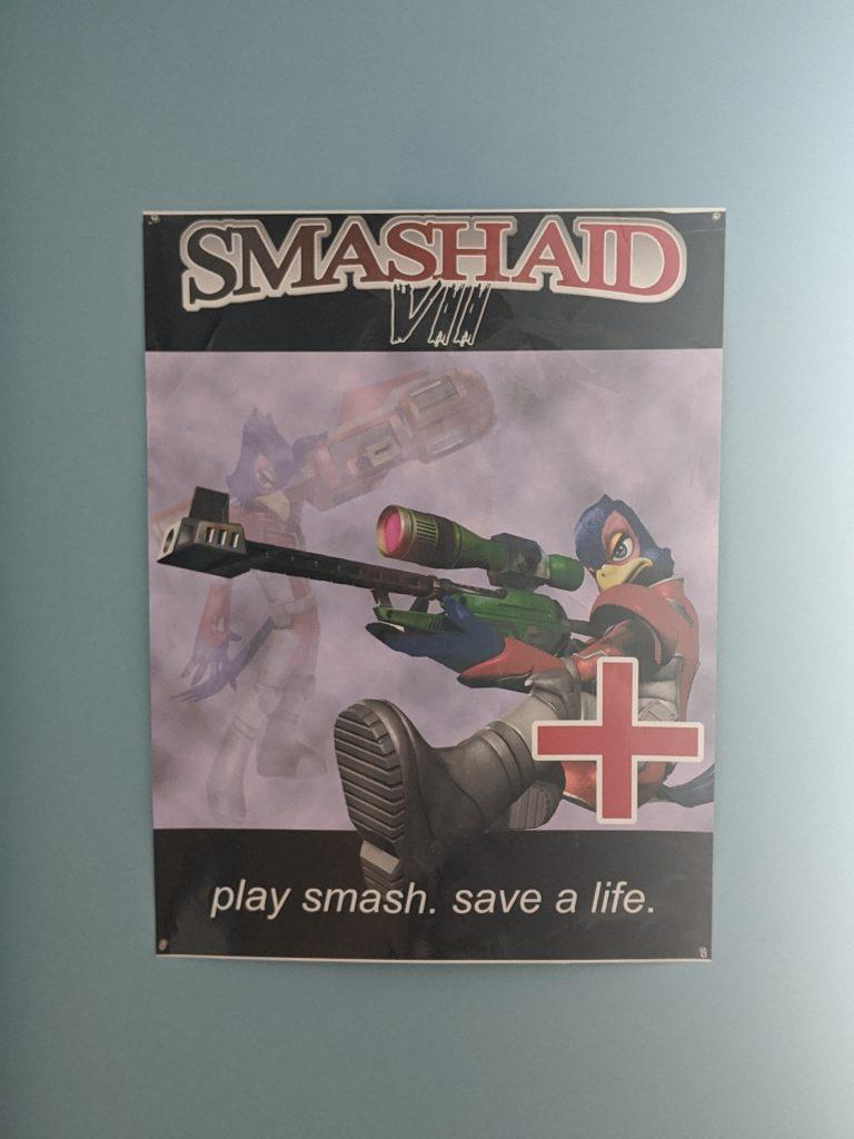 Rollback Melee - SmashAid VII poster
