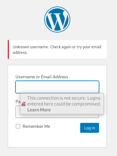 VulnHub Sunset Midnight Walkthrough - Invalid username authentication