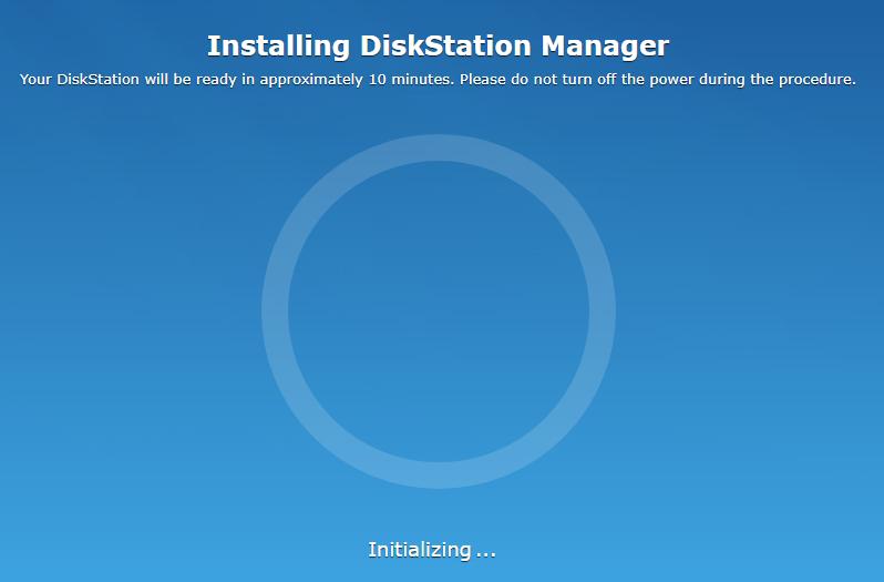 DSM installation