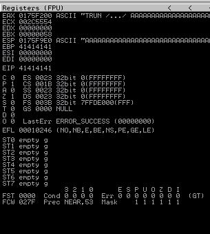 Three Byte Overwrite - Manual Exploit