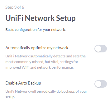Slow Ubiquiti UniFi PRO - Network setup