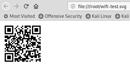 WiFi QR Code - QR Code